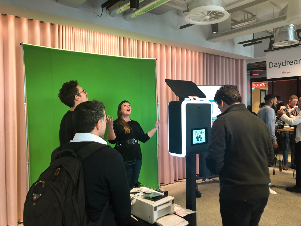 PremFina FinTech Google Event 2018 Premium Insurance Brokers