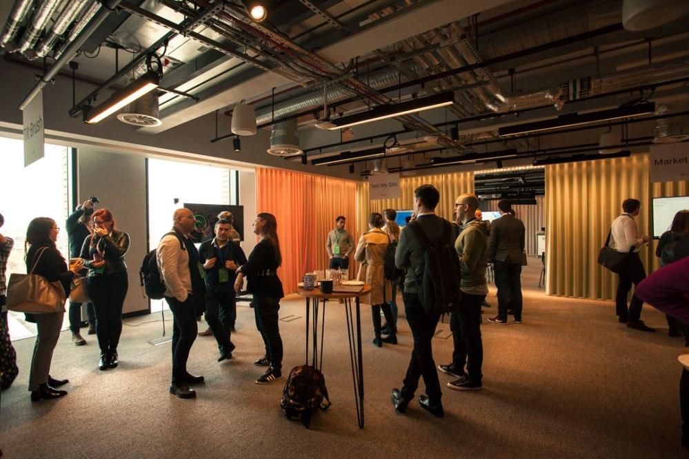 PremFina FinTech Google Event 2018