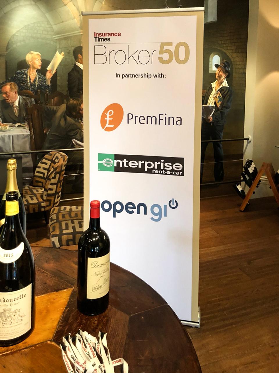Vineyard, Broker, Insurance, PremFina, Retreat, Event, Sponsored
